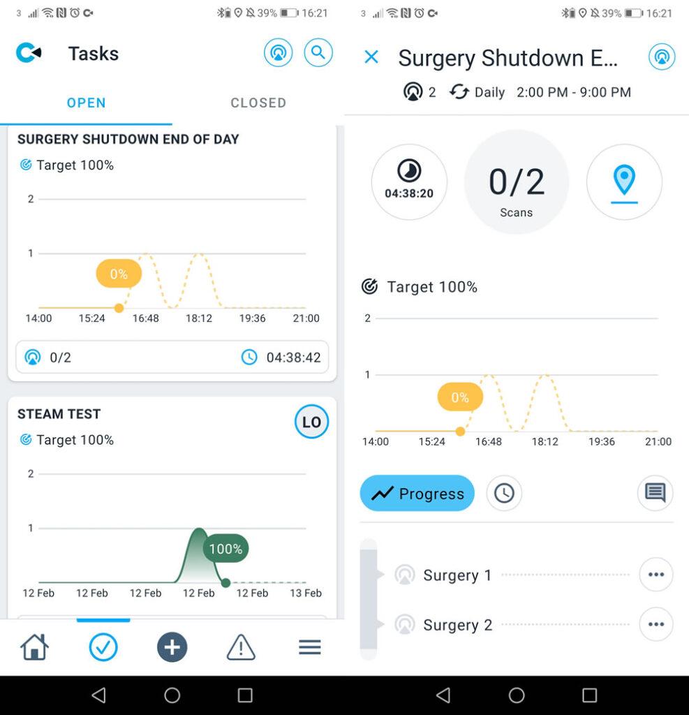 Over-C Surgery Shutdown